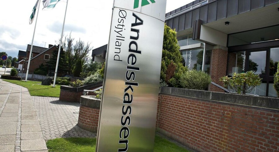 Arkivfoto. Bestyrelsen i Danske Andelskassers Bank vandt armlægningen med Lind Invest på mandagens generalforsamling i Hammershøjhallen.