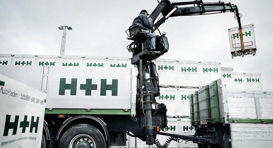 H+H International tror på vækst i salg og indtjening i 2016.