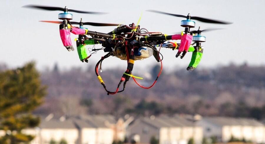 Ny skal den fynske lufthavn Hans Christian Andersen Airport danne base for et nyt testcenter af droner.