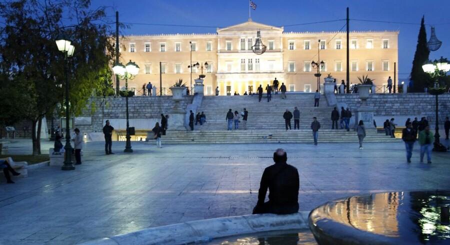 Parlamentet i Athen.