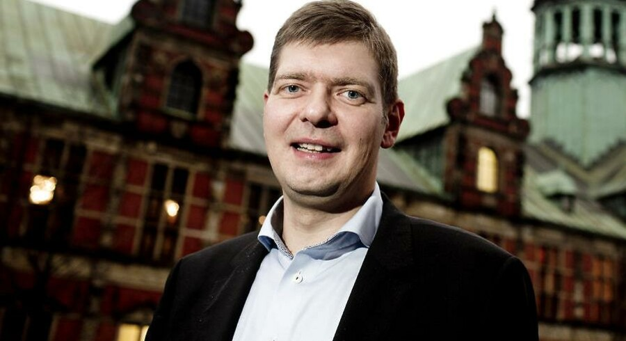 Direktør Jannick Nytoft fra DVCA.