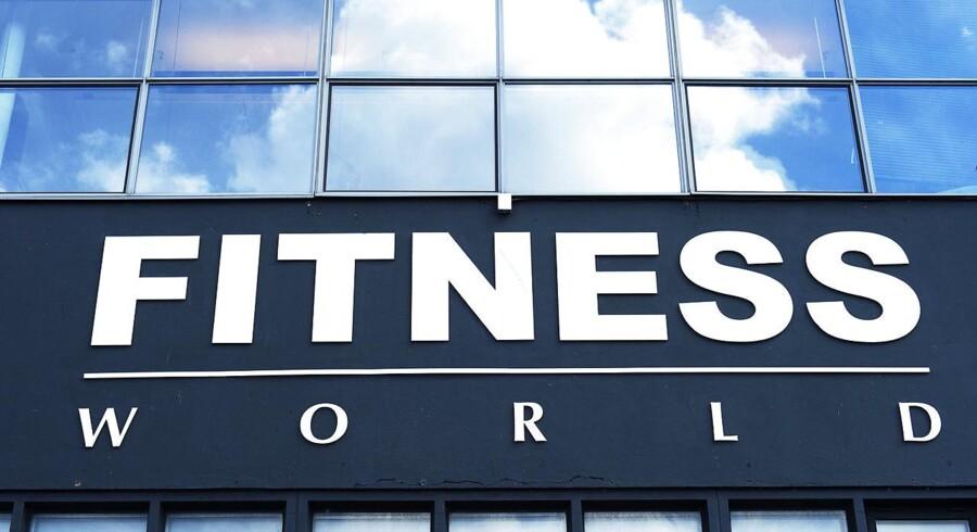 Fitness World.