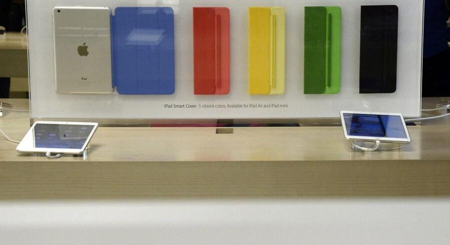 Der bliver ikke langet nok Apple-produkter over disken hos Humac. Selskabet leverer millionunderskud.