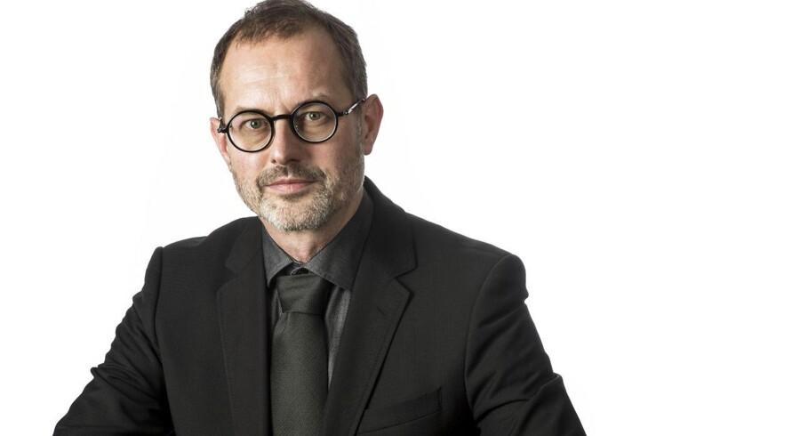 Redaktør, Berlingske Business Magasin, Claus Skovhus.