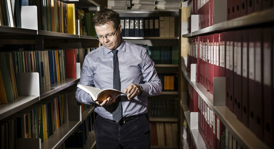 Arkivfoto: Ombudsmand Jørgen Steen Sørensen.