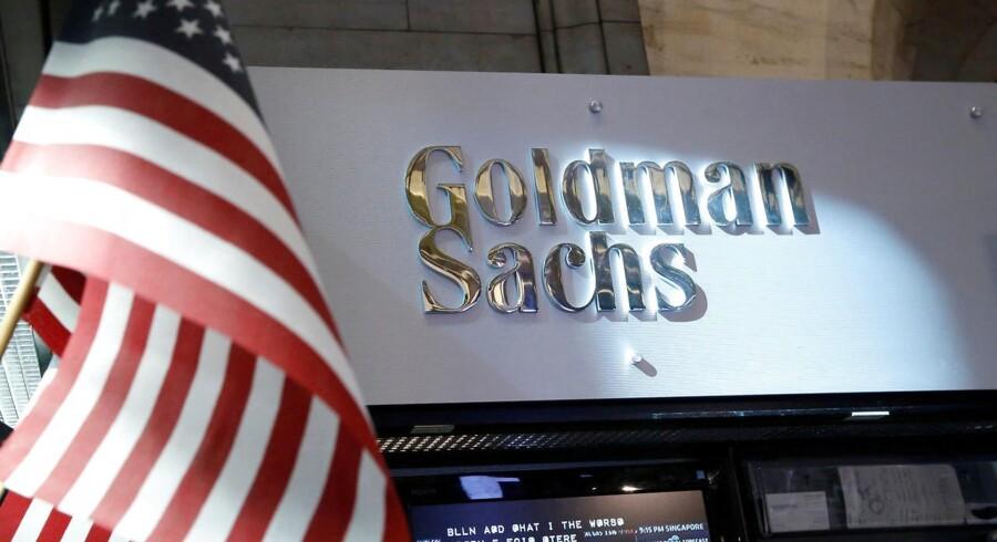 ARKIVFOTO: Goldman Sachs