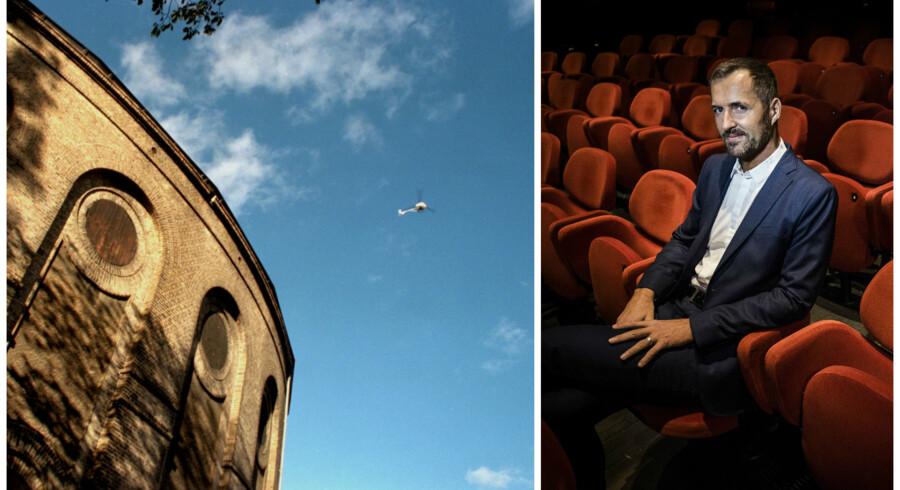 Østre Gasværk Teater og Republique slås sammen, mens Rialto:Teatret lukker. En rimelig beslutning, mener Berlingskes teaterredaktør, Jakob Steen Olsen.