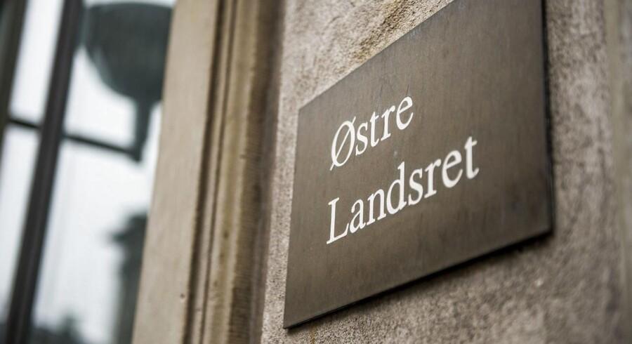 Arkivfoto: Østre Landsret. (Foto: Ólafur Steinar Gestsson/Scanpix 2016)