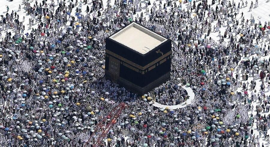 Muslimske kvinder er under #MosqueMeToo begyndt at fortælle om deres oplevelser med seksuelle krænkelser under hajj-pilgrimsrejsen til Mekka.