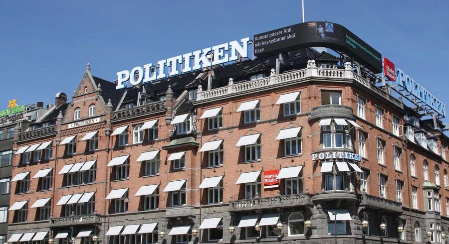 JP Politikens Hus på Rådhuspladsen i København