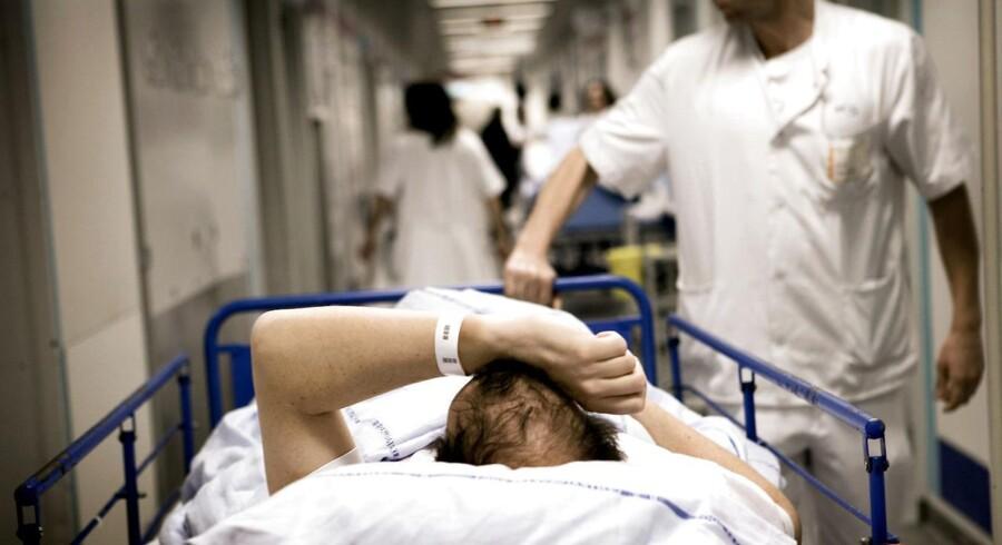 PÅ Sjællands Universitetshospital skal patienter eller pårørende være med til at ansætte hospitalets overlæger og mellemledere. Det møder kritik fra speciallæge. Arkivfoto.