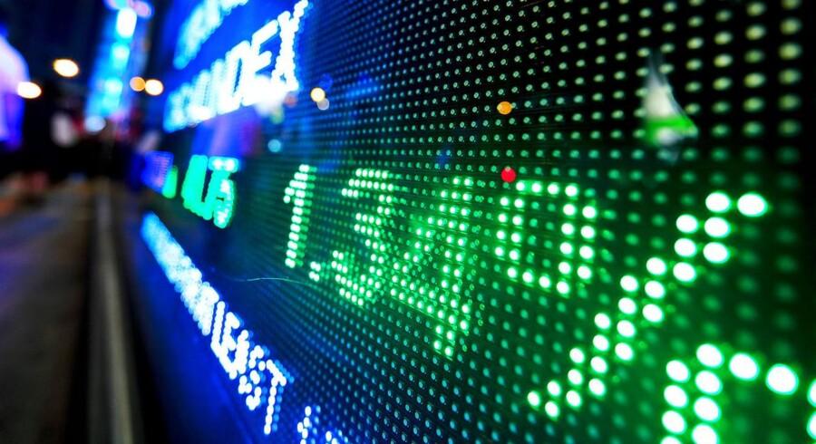 De asiatiske aktiemarkeder ligger igen med stigninger onsdag, men takten er aftaget en anelse i forhold til tirsdagens jubelmarked.
