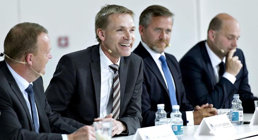 Venstre har ikke afgjort, hvem de går til valg sammen med. Tidligere har bl.a. Lars Løkke Rasmussen ellers sagt, at han gerne så VLAK-samarbejdet fortsætte.