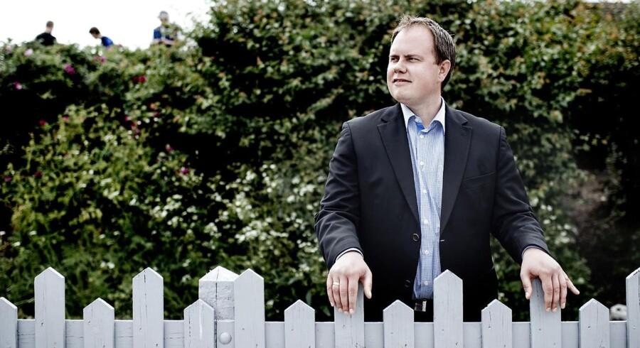 Martin Henriksen kan ikke forstå, hvorfor forslaget om at konfiskere værdigenstande har givet anledning til så meget debat.