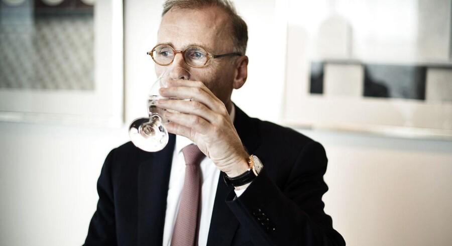 Carlsbergs CEO Cees't Hart.