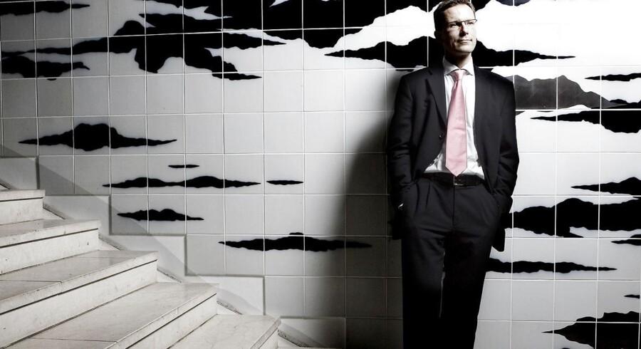 Arkivfoto: Lars Storr-Hansen, administrerende direktør i Dansk Byggeri.
