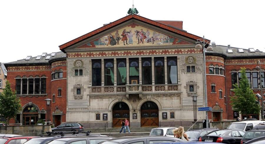 Aarhus teater.