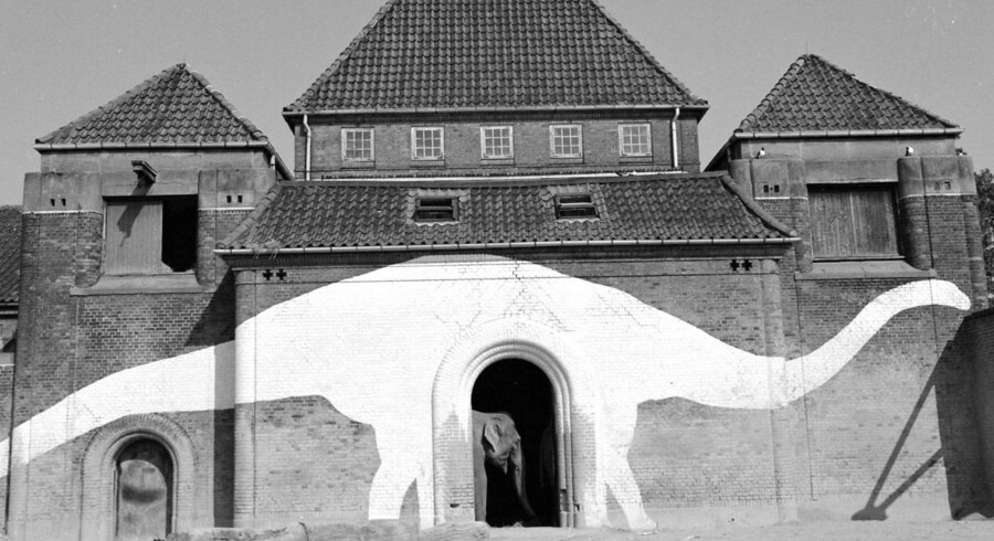 Elefanthuset, 1995.
