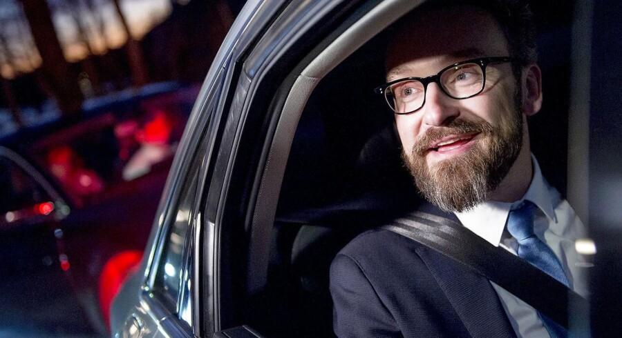 Ole Birk Olesen, ny transport- bygnings- og boligminister.