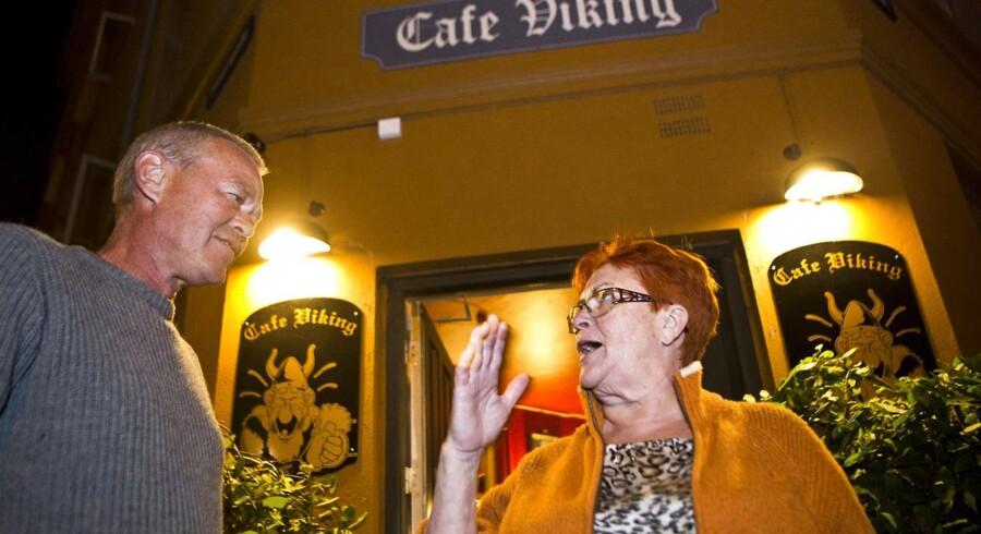 Nørrebro-barernes problemer med afpresning kom frem, da Jane fra Café Viking ikke ville finde sig i det mere.