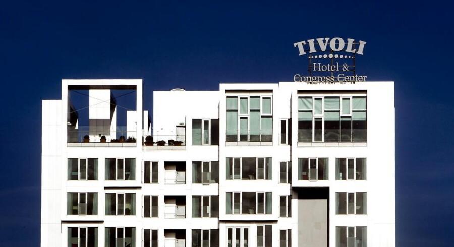 Arp-Hansen tror på fremtidig vækst i hotelbranchen og bygger endnu et hotel ved siden af Tivoli Hotel og Congress Center i København.