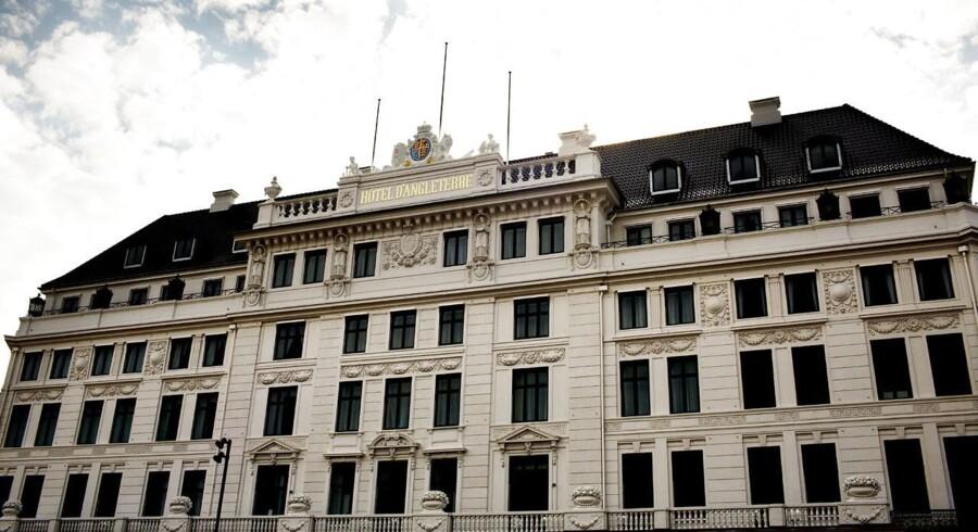 Hotel D'Angleterre får ekstra kæmperegning på over 100 millioner for renovering af hotellet.