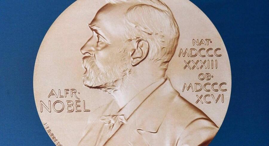 Nobelprisen.