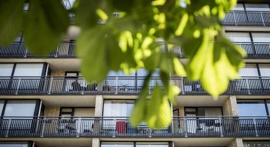 Andelsforeningen Duegården har netop tabt en retsag til Nykredit, som står for foreningens lån. Duegården vil gerne gå konkurs, men fik ikke lov.