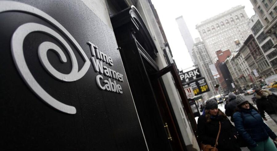 Amerikanske Time Warner Cable, der blandt andet rummer kabeltv, internet og teleydelser, har fået en bedre start på 2014 end ventet.