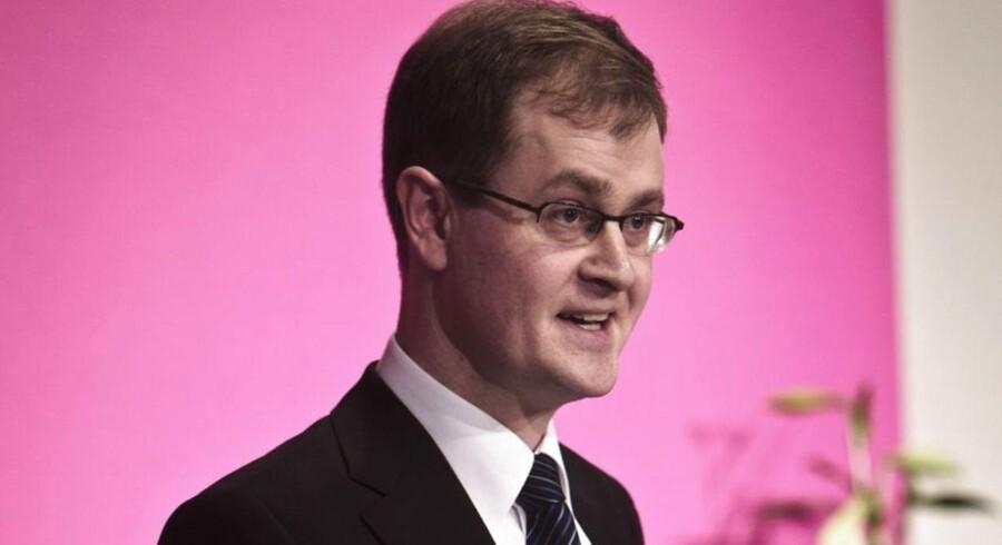 Mads Lundby Hansen, der er cheføkonom og vicedirektør i CEPOS.