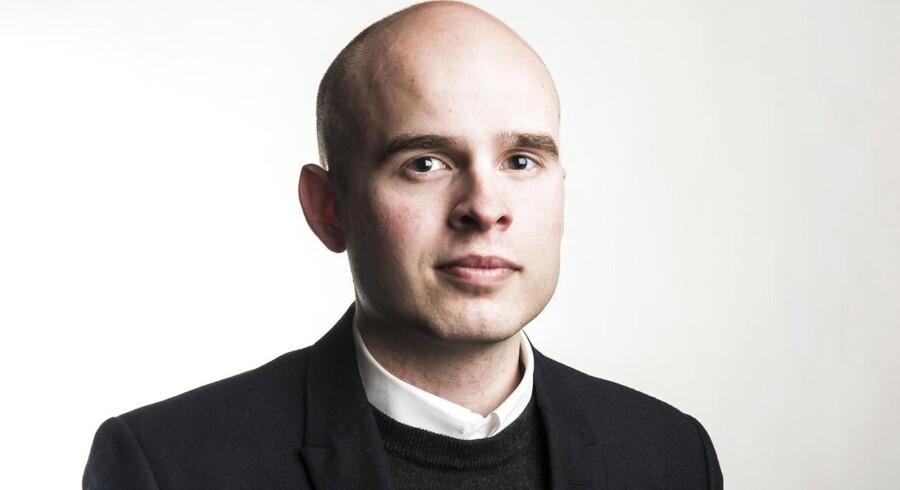 Erhvervsjournalist ved Berlingske Business, Michael Korsgaard følger DONG tæt.