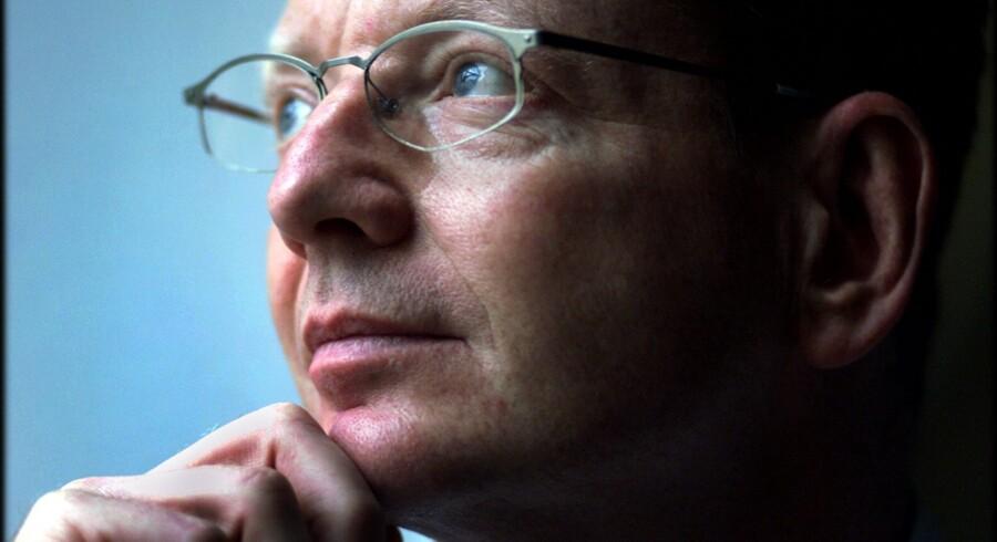 Højesterets dommere har valgt Thomas Rørdam som deres nye præsident (arkivfoto). Scanpix/Annett Bruhn