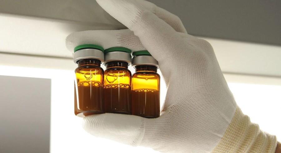 Efter godt tre måneder, hvor produktionen har stået stille, har ALK-Abellós franske rival Stallergenes Greer endelig fået grønt lys af myndighederne til at genoptage produktionen af allergivacciner på sin fabrik i Frankrig. EPA/HORACIO VILLALOBOS