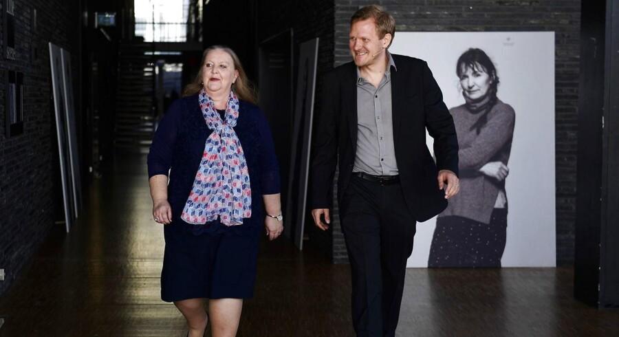 Kasper Bech Holten bliver ny teaterchef på Det Kongelige Teater, oplyser Det Kongelige Teater på et pressemøde fredag.