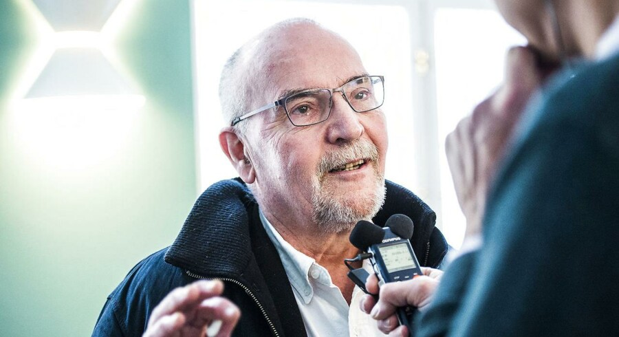 ARKIVFOTO. Journalist og medieanalytiker Lasse Jensen.