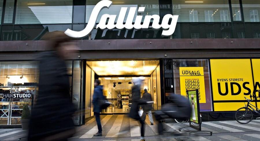 Dansk Supermarked skifter navn til Salling Group, oplyser virksomheden i en pressemeddelelse.