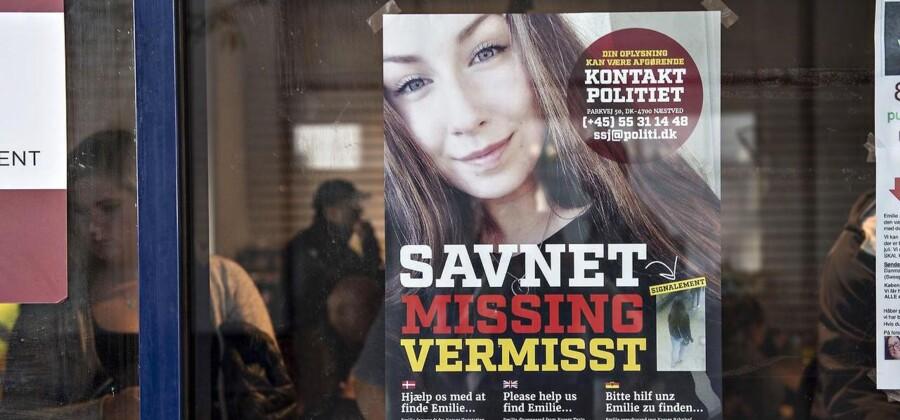 Eftersøgte Emilie Meng fra Korsør fundet død Juleaftensdag.