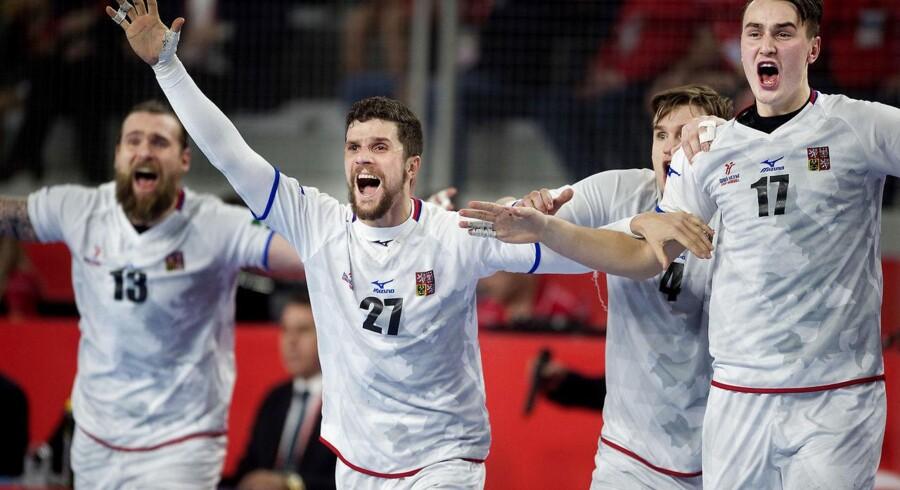 Tjekkiet slog Ungarn og er klar til mellemrunden. Det betyder, at Danmark maksimalt får to point med videre.
