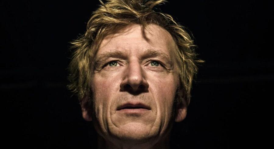 Jens Albinus, skuespiller og teaterchef på Husets teater.