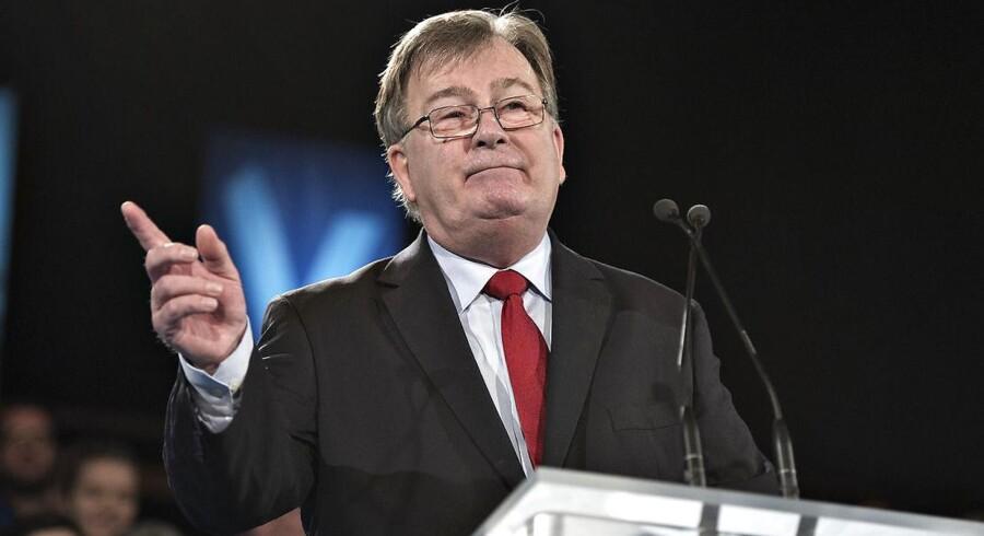 ARKIVFOTO. Flere borgmestre kræver i en TV 2-rundspørge flere penge til at klare flygtningeudgifterne. Men det har de allerede fået, lyder det fra finansminister Claus Hjort Frederiksen.