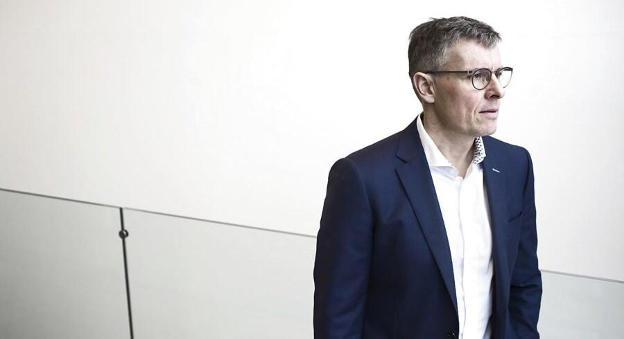 Per Thau, der siden 2013 har været koncernchef for Dagrofa, stopper.
