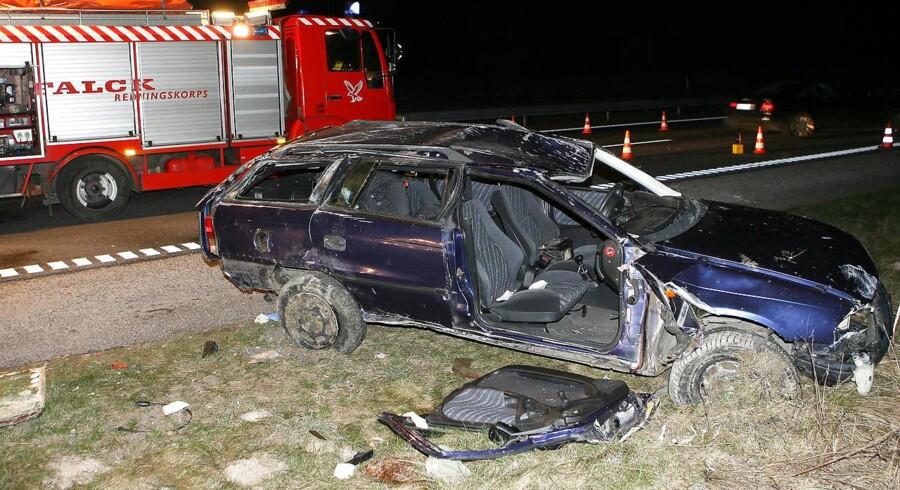 To mænd har mistet livet i en kollision i Thy