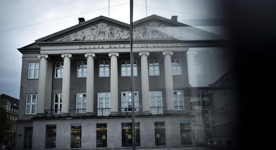 En halv mio. kr. fra Danske Bank end i 2011 i fem partiers valgkampskasser.