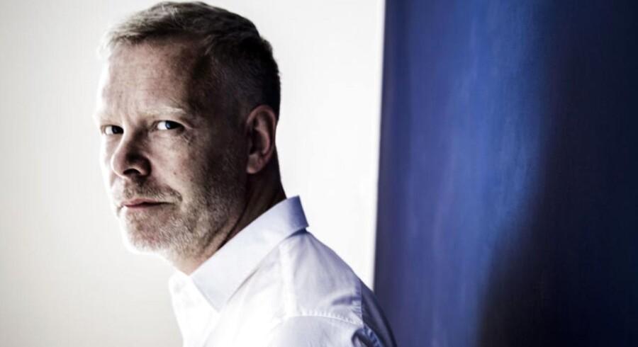 Morten Kirkskov, skuespilschef for Det Kongelige Teater.