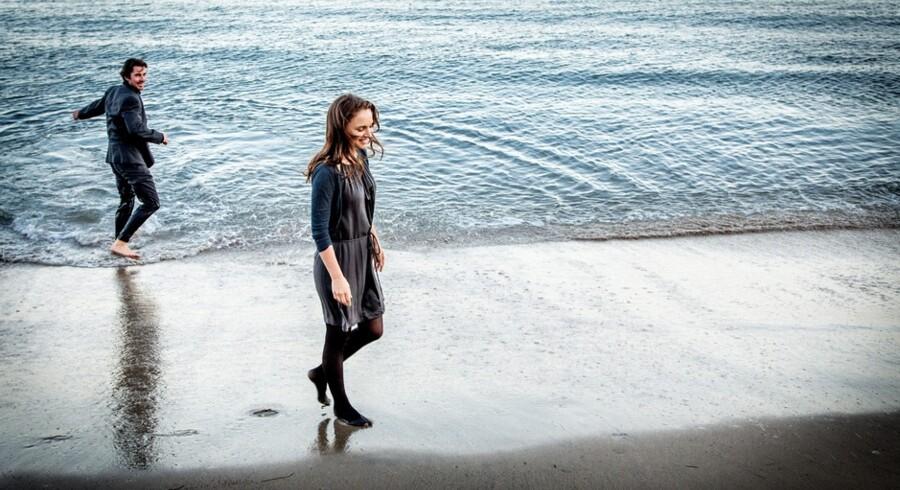Christian Bale og Natalie Portman spiller hovedrollerne i »The Knight of Cups«, der er ladet med mytiske landskaber.