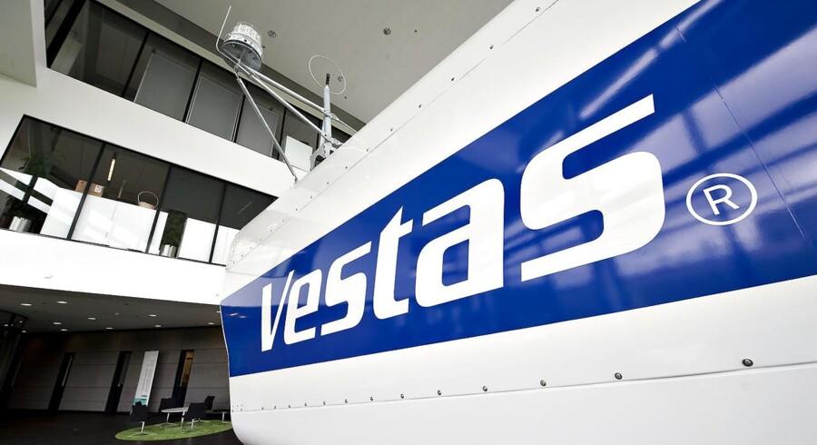 Vestas har indgået en aftale om at købe amerikanske Utopus Insights, der er leverandør af dataanalyse, for 100 mio. dollar.