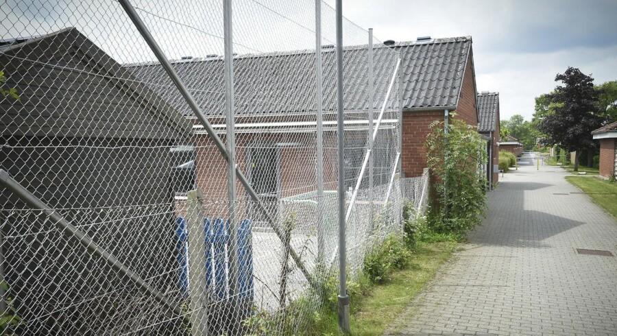 En 33-årig mand er sigtet for at have fjernet en 4-årig pige fra Børnehuset Snogebæksvej. Lignende er tidligere sket i Aarhus.