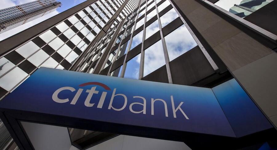 Storbanken Citibank vil inden for den næste måned lukke den konto, som Venezuelas centralbank bruger til at foretage internationale transaktioner og betalinger.