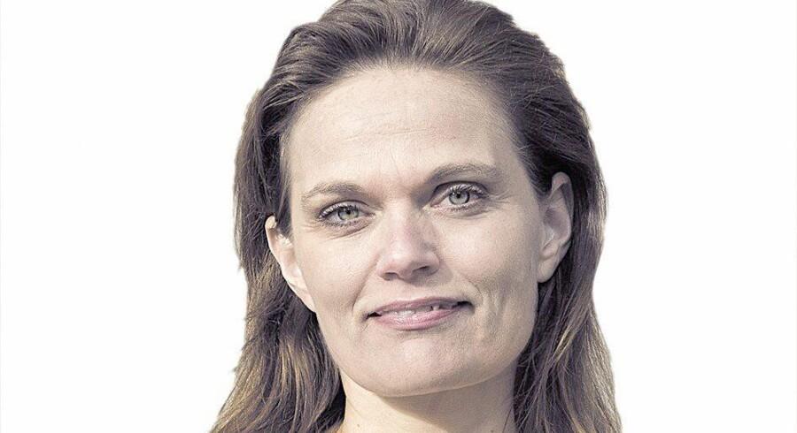 Sørine Godtfredsen, præst og journalist.