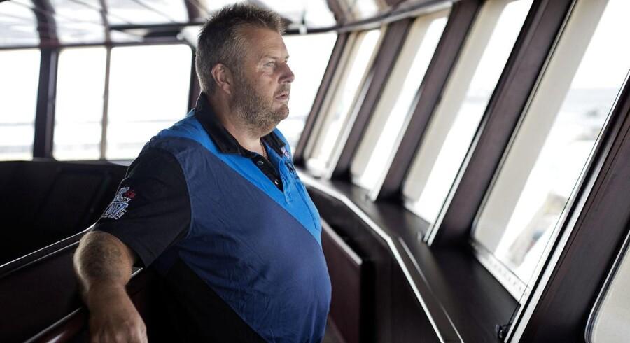 Arkivfoto: Skibsejeren Henning Kjeldsen.